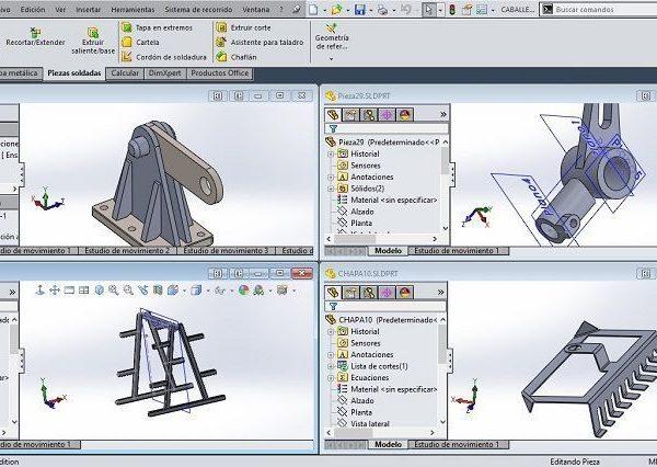 SolidWorks avanzado