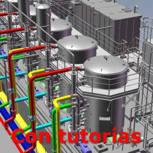 Curso SolidWorks Routing con tutorías