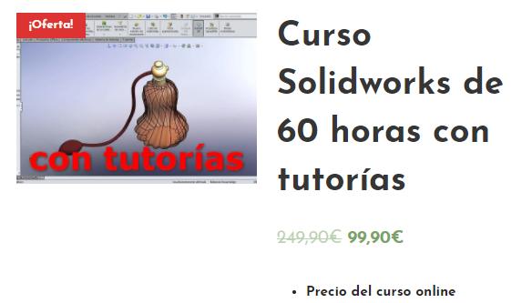 Curso de Solidworks en español
