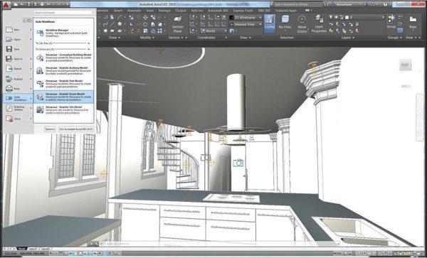 AutoCAD 2D y 3D Instituto Galego de Formación