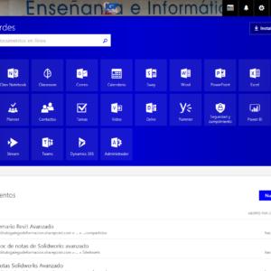Office 365 Instituto Galego de Formación