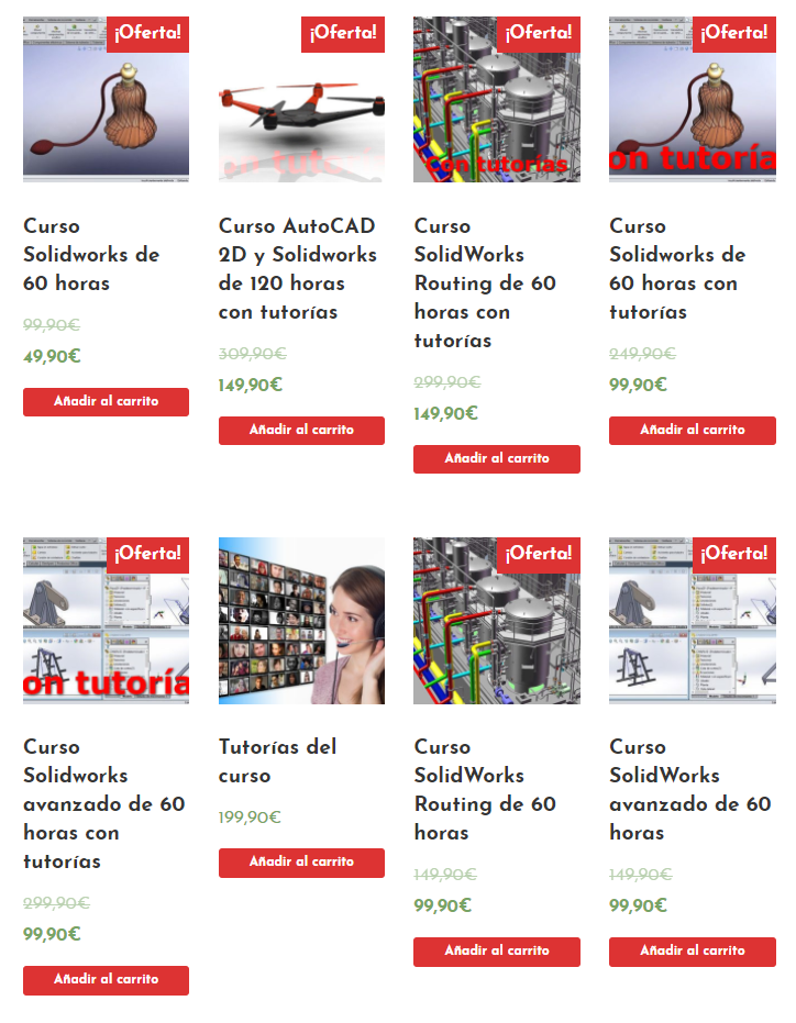SolidWorks Black Friday Instituto Galego de Formación